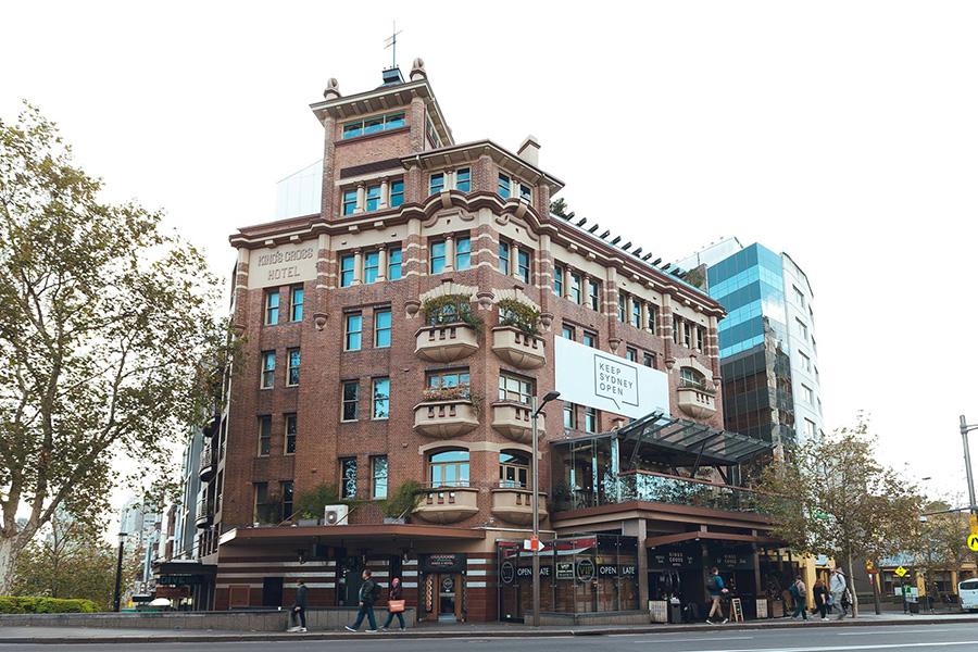 36 besten Veranstaltungsorte für Live-Musik in Sydney - Kings Cross Hotel