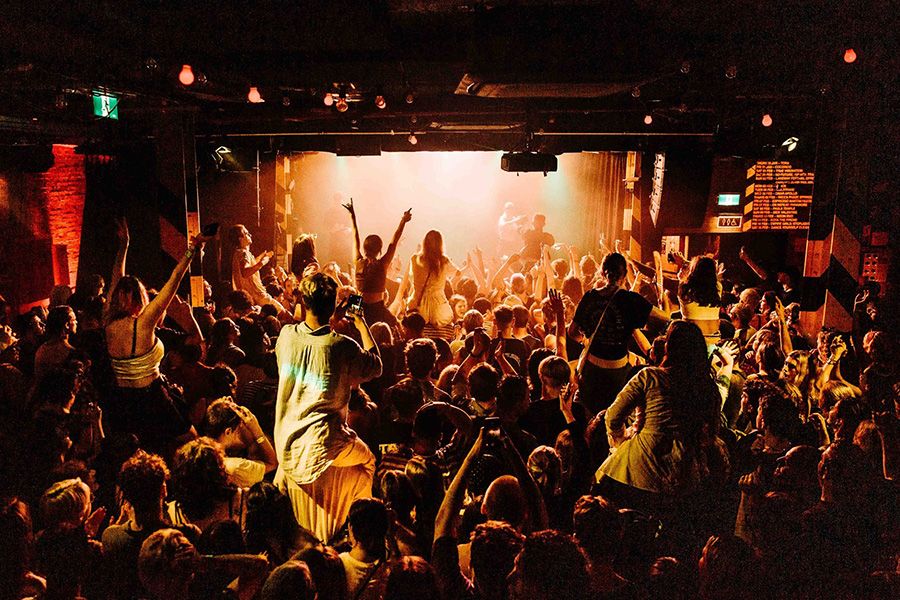 36 besten Veranstaltungsorte für Live-Musik in Sydney - Oxford Art Factory