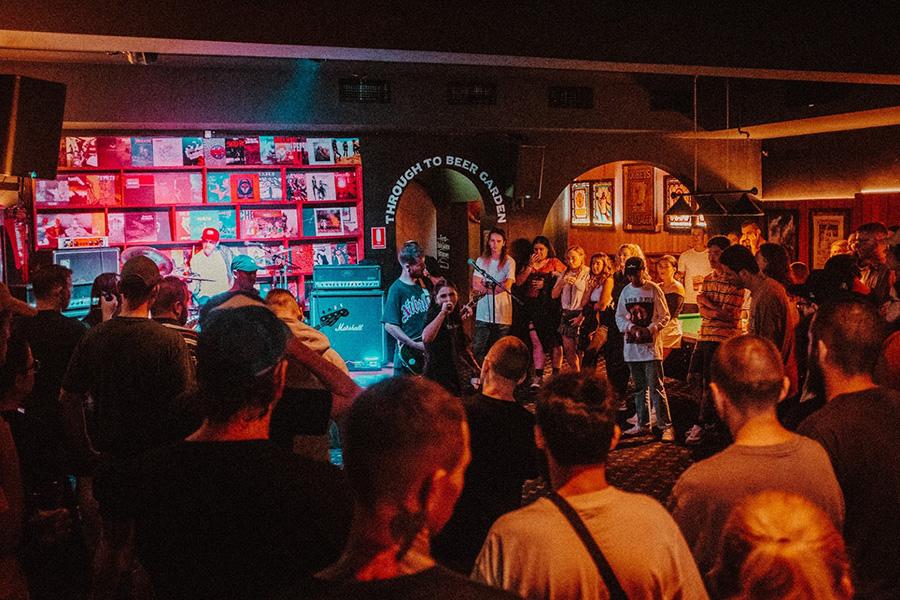 36 besten Veranstaltungsorte für Live-Musik in Sydney - Crowbar