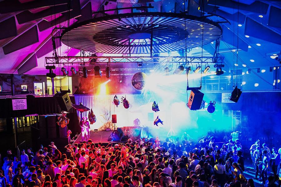 36 besten Veranstaltungsorte für Live-Musik in Sydney - Roundhouse