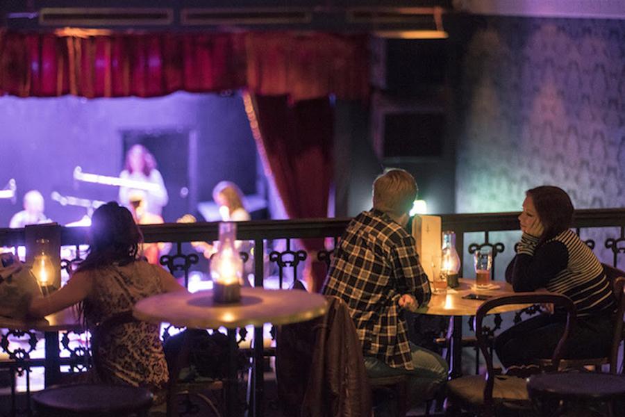 36 besten Veranstaltungsorte für Live-Musik in Sydney - The Vanguard