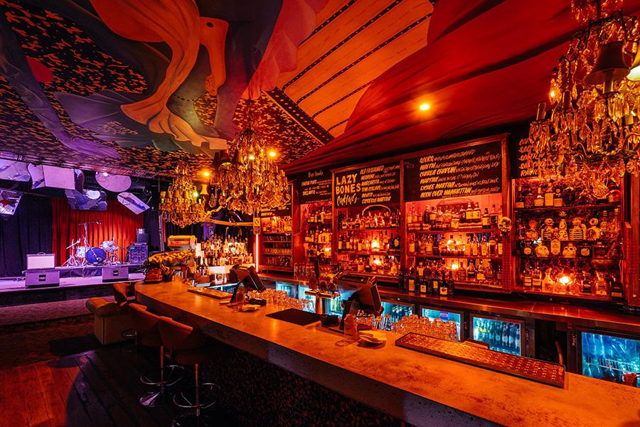36 besten Veranstaltungsorte für Live-Musik in Sydney - Lazybones Lounge