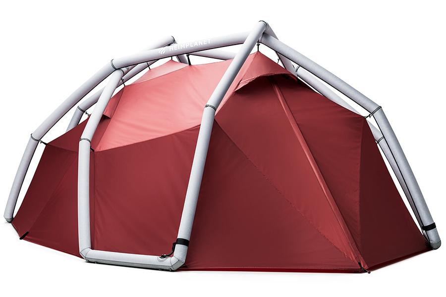 Backdoor Classic Season Tent side view