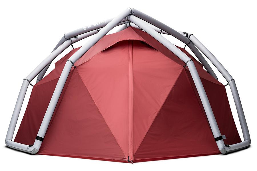 Backdoor Classic Season Tent back view