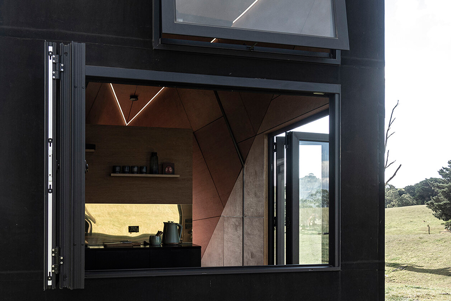 base cabin kitchen