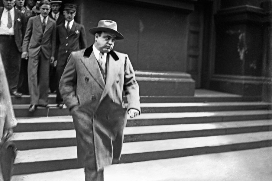 Al Capone in Chicago