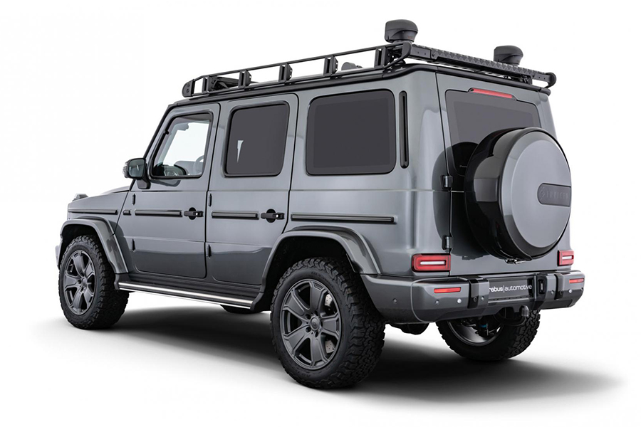 Invicto Mission VR6 Fahrzeug