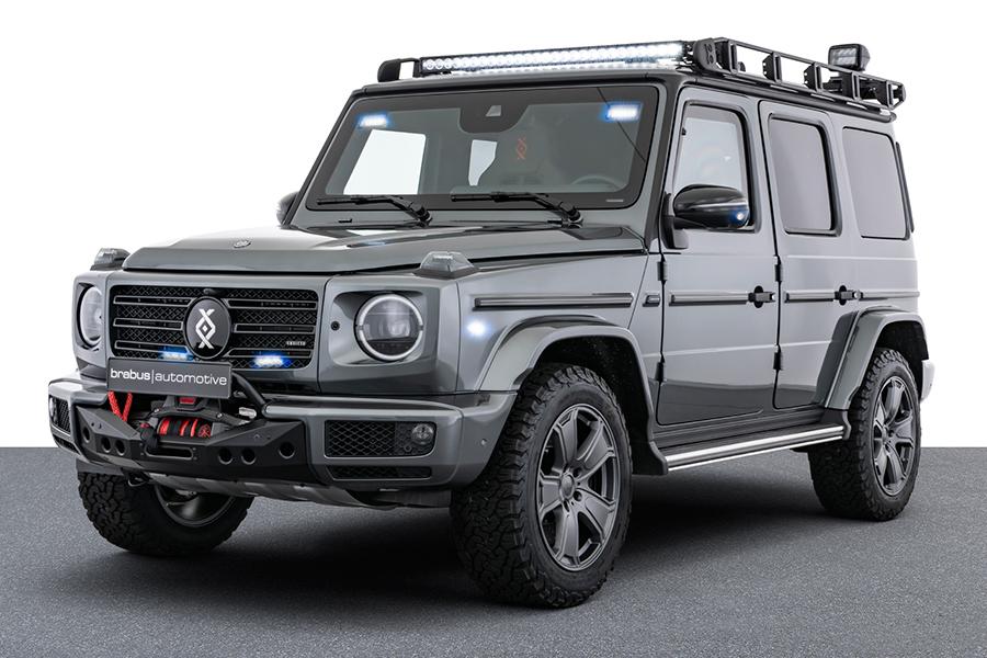 Invicto Mission VR6 Seitenansicht Fahrzeug