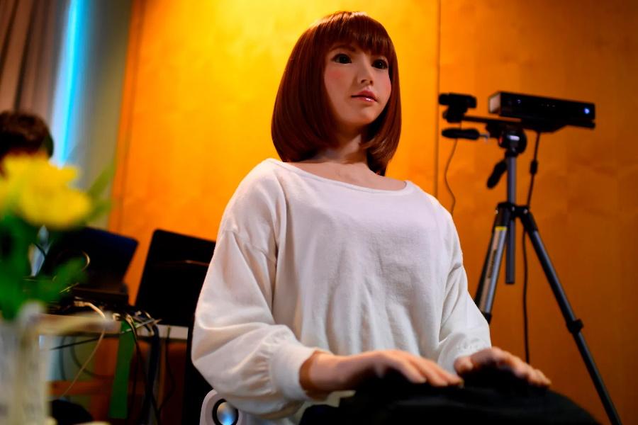AI Robot Lands Hauptrolle in Big Budget Movie