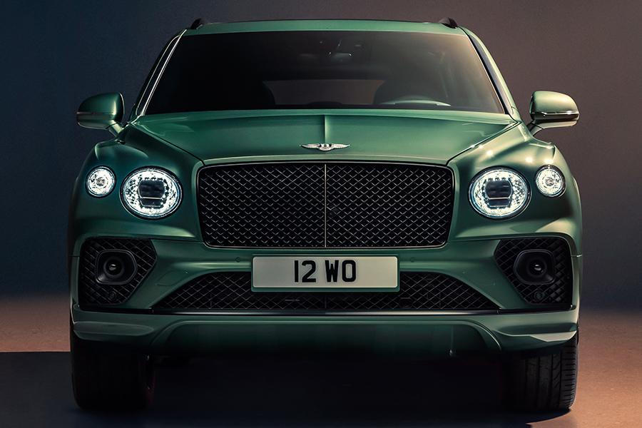 Bentley Bentayga SUV vorne