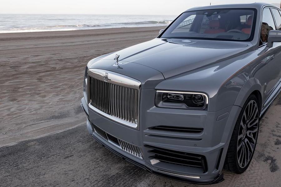 Rolls Royce Cullinan Surf 1