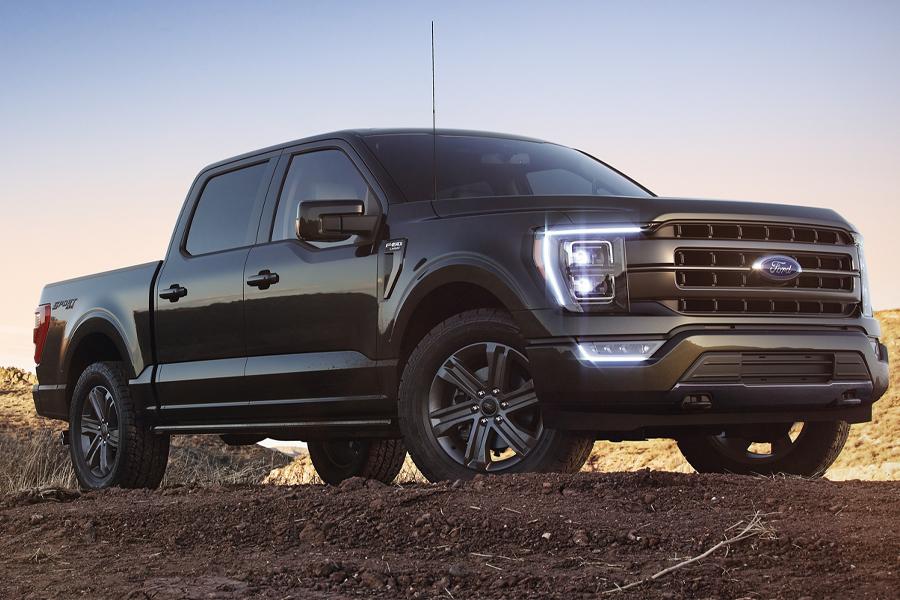Ford macht es schwer, mit der 2021 F-150 Range zu wählen