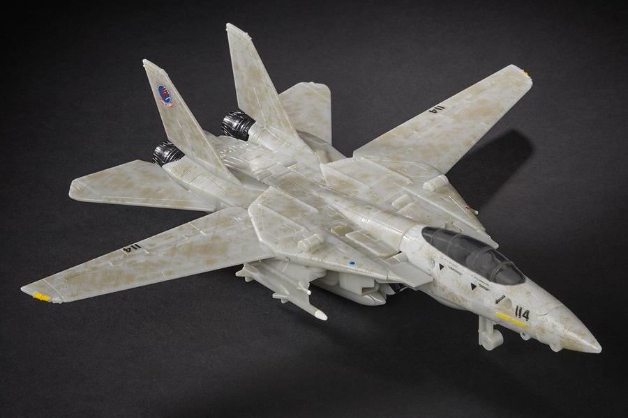 Top Gun Transformatoren Figur