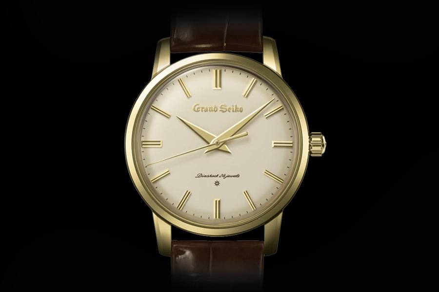 Original 1960 Grand Seiko feiert ein dauerhaftes Comeback