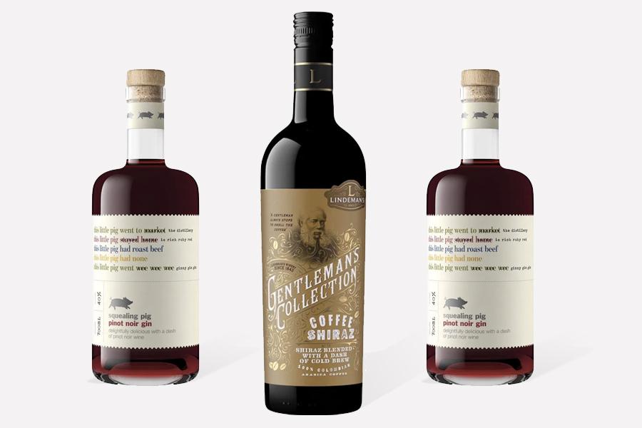 Holen Sie sich das Beste aus beiden Welten mit diesen Pinot Noir Gin und Kaffee Shiraz Hybriden