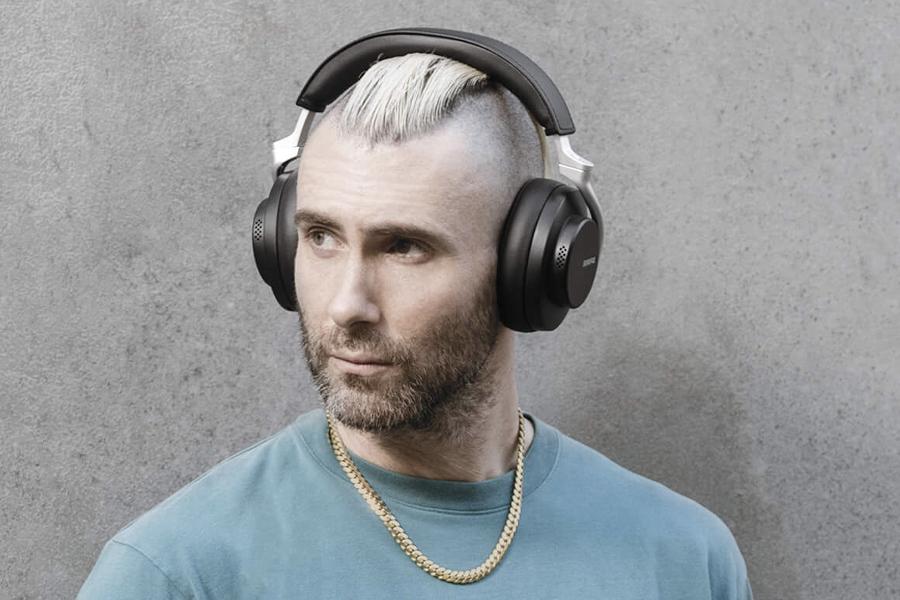 Shure fügt drahtlose AONIC 50 Studio-Kopfhörer hinzu