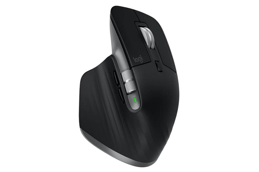 Logitech MX Master 3 und MX Keys für Mac-Draufsichtmaus