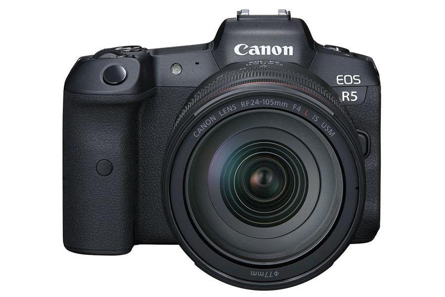 Canon spiegellose EOS R5 Kamera