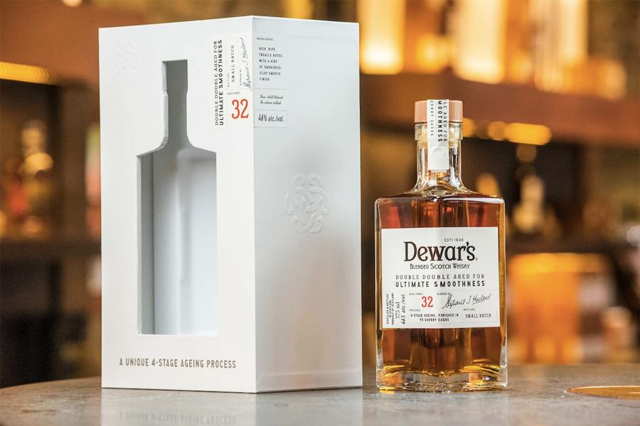 Dieser gemischte Whisky wurde gerade als der beste der Welt ausgezeichnet
