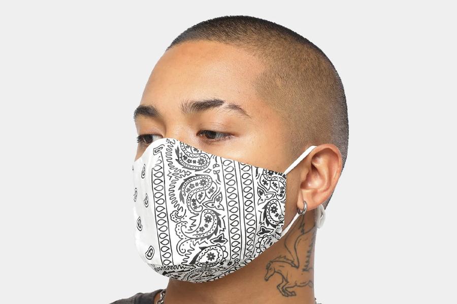kaufen Gesichtsmaske Australien - Hafer Crew Big Bandana Gesichtsmaske