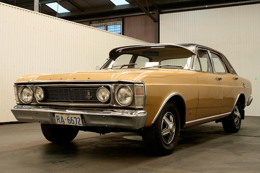 pickles car auction - 1969 ford fairmont