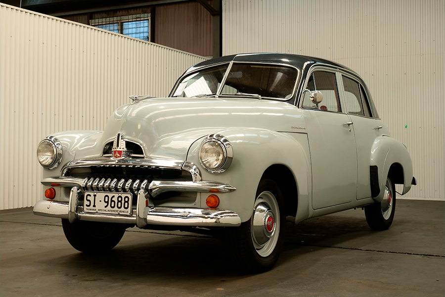 pickles car auction - 1956 Holden FJ