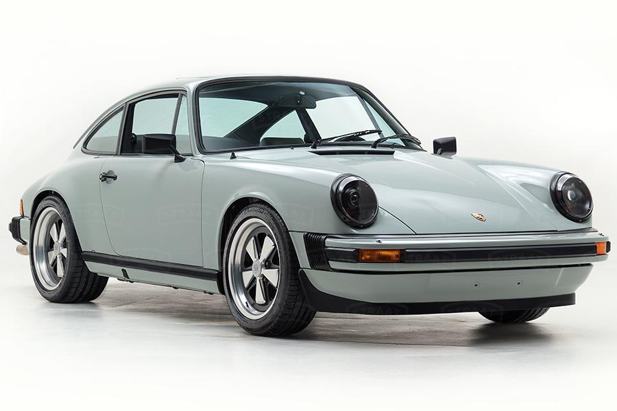 Straat modernisiert klassisches Aussehen mit Custom Porsche 911