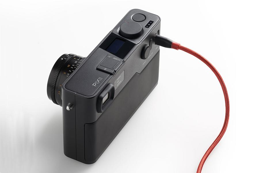 APS-C Entfernungsmesser Kamera Rückansicht