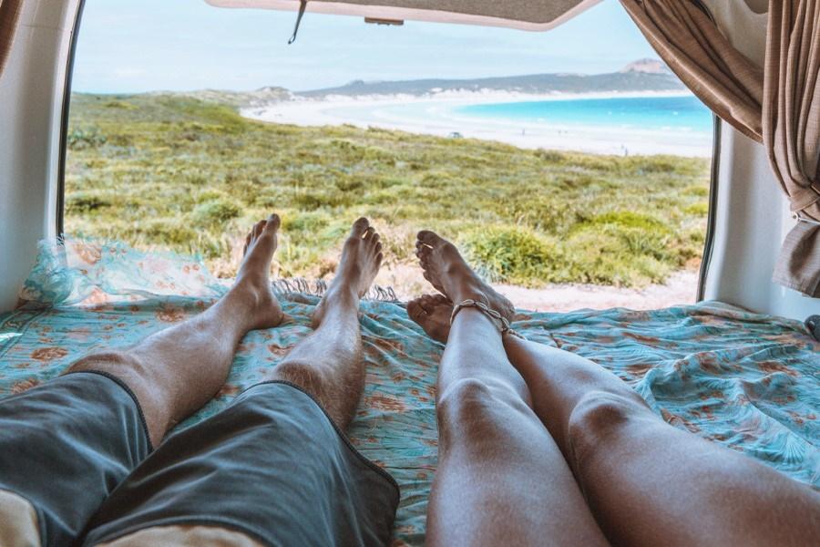 Wohnmobil Urlaub für zwei