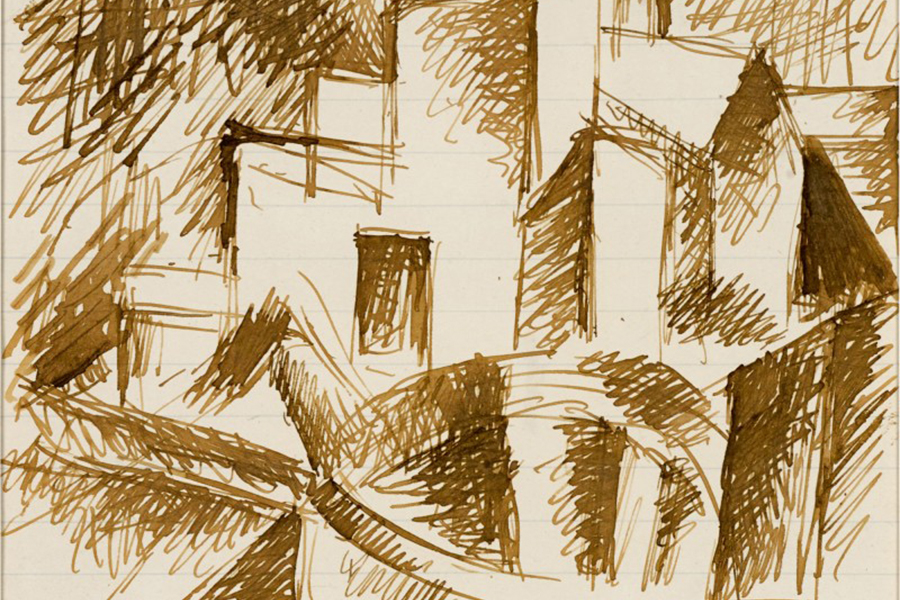 Picasso Werke und Sammlung Le Reservoir A Horta