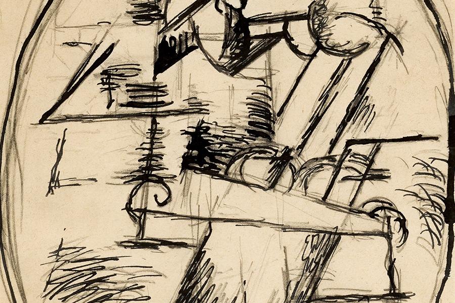 Picasso Werke und Sammlung für Auktion Pablo Komposition