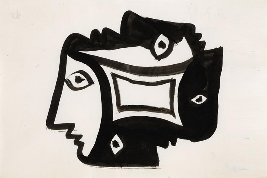 Seltene Picasso-Werke gehen in der Online-Auktion unter den Hammer