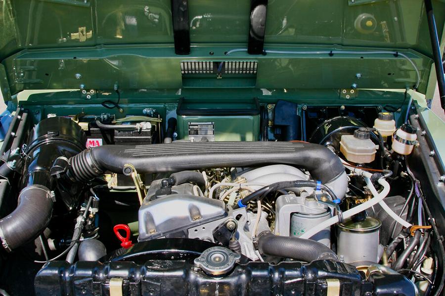 1990 Mercedes Benz G Wagen Custom Build Motor