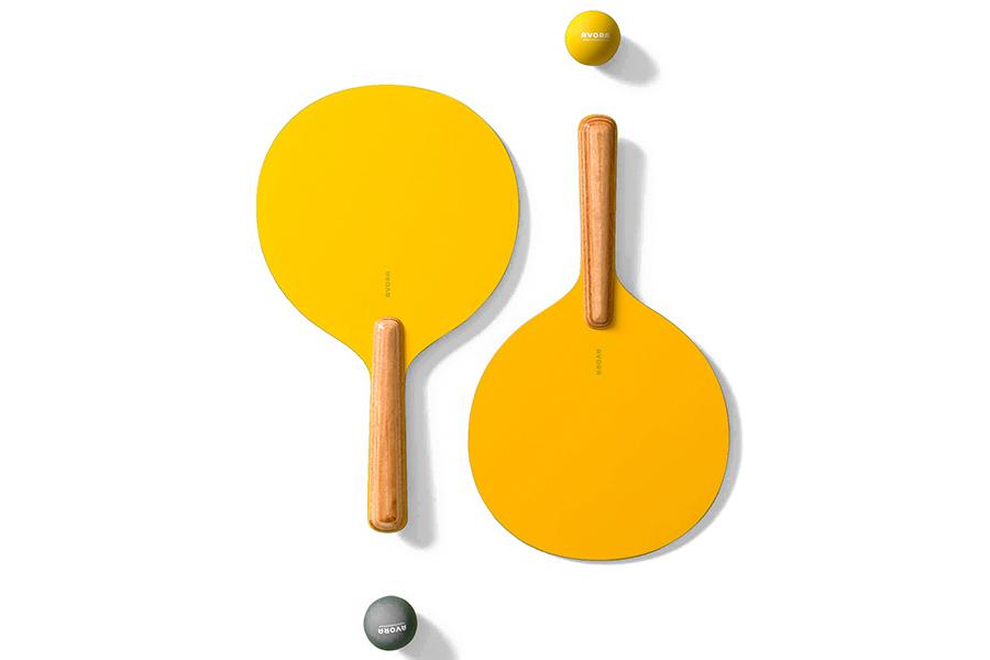 Avora Tischtennis Paddel Set