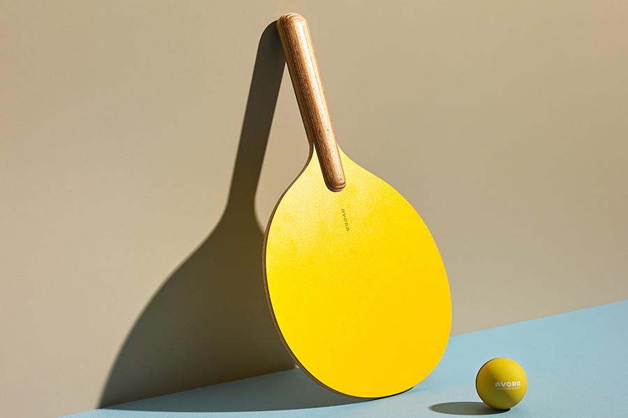 Es ist Zeit, mit dem Avora Paddle Tennis Set zu spielen