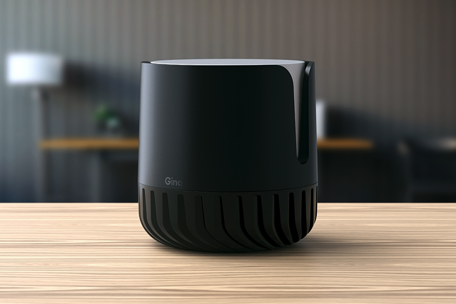 Lernen Sie das revolutionäre Keramik-Luftdesinfektionsmittel kennen, mit dem bis zu 99,99% der Mikroben aus der Luft entfernt werden können