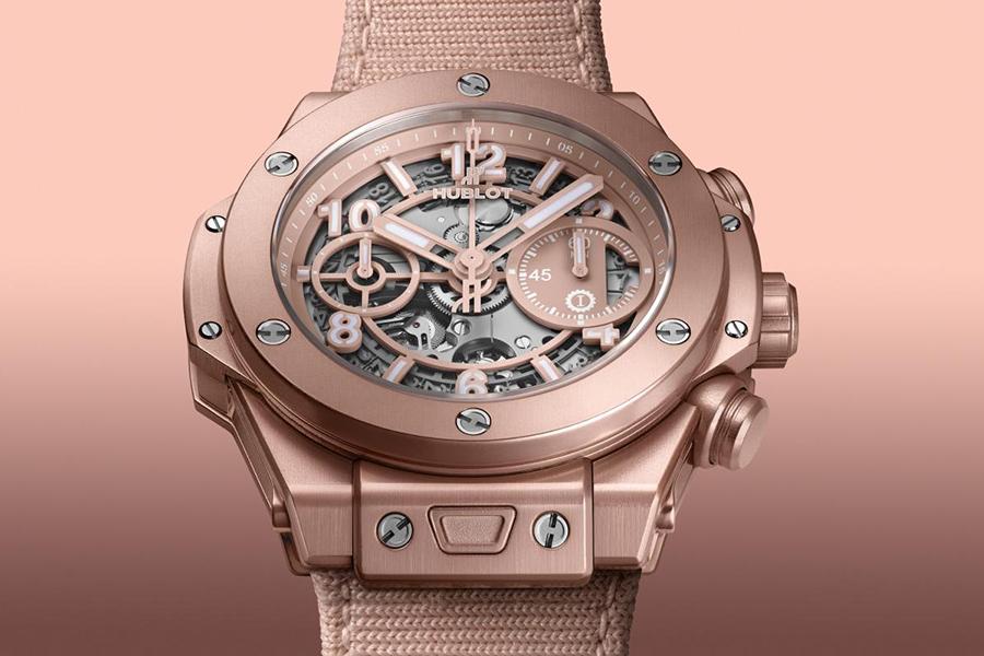 Hublot Big Bang Millennial Pink Uhr