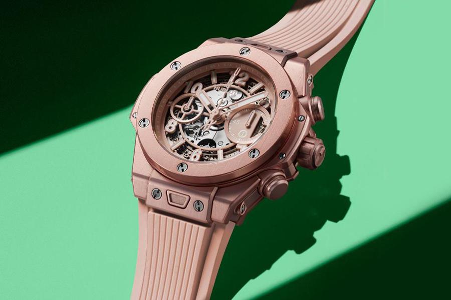 Hublot Big Bang Millennial Pink Armband