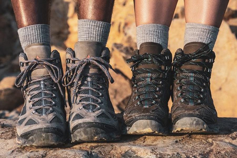 Beste Wanderschuhe für Männer