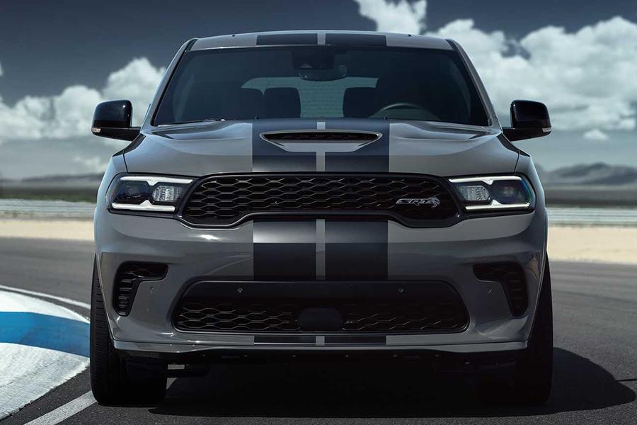 2021 Dodge Durango SRT front