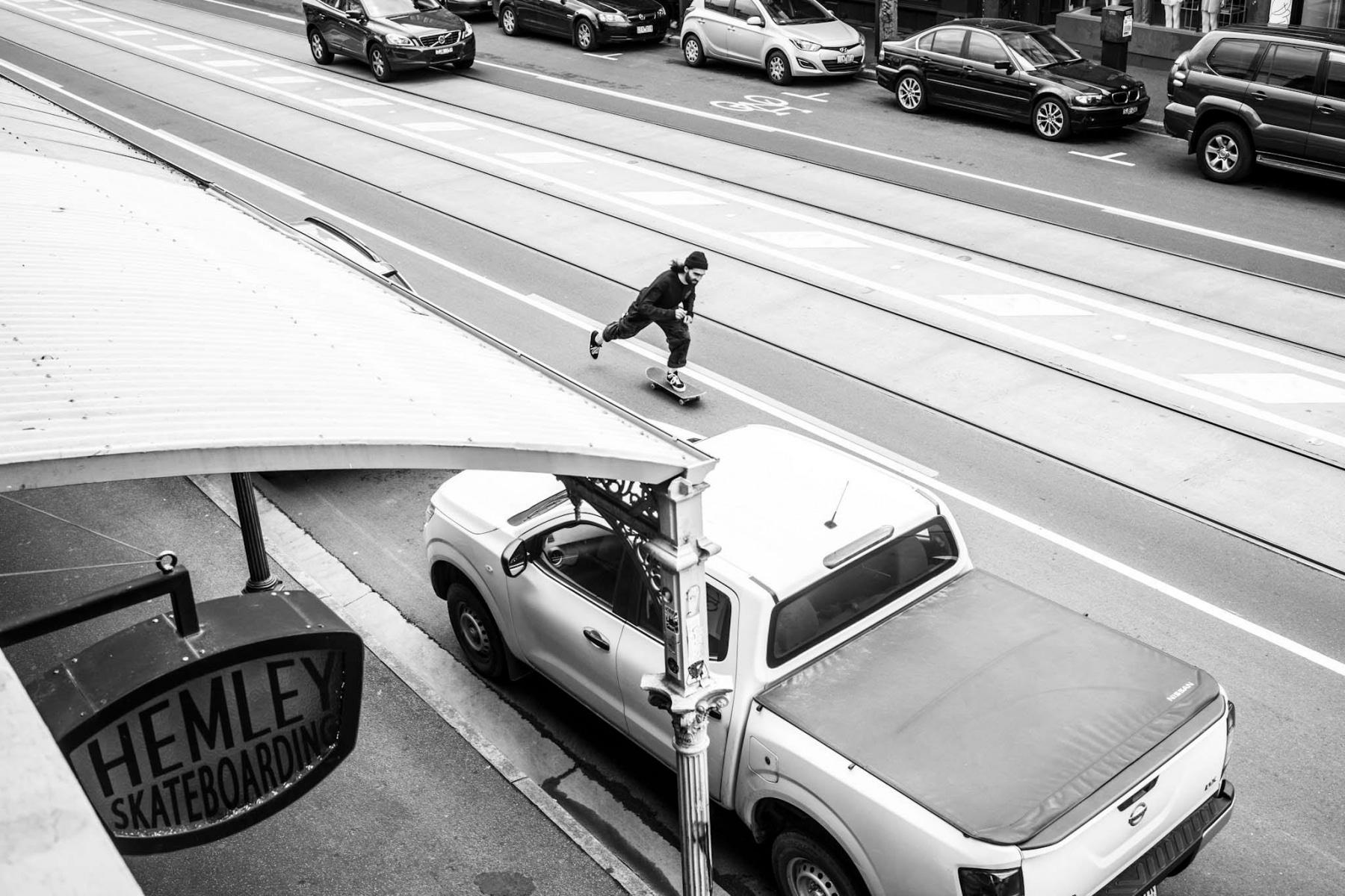 hemley skateboarding