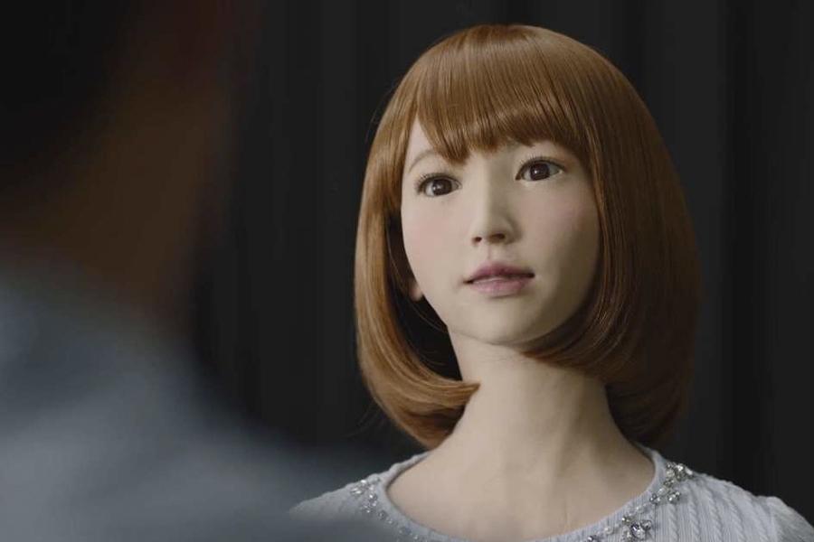 Ai Roboter Erica