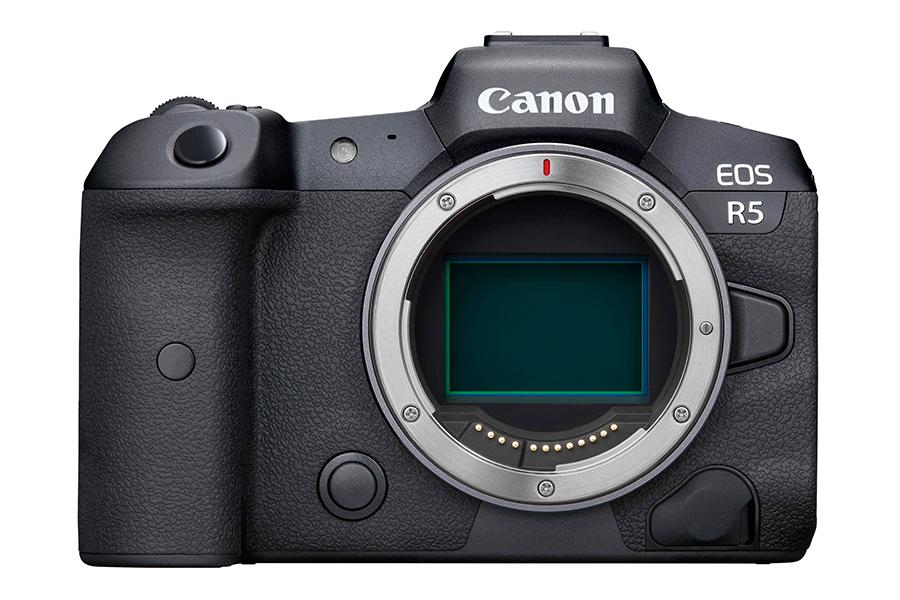 Nur Canon Mirrorless EOS R5 Gehäuse