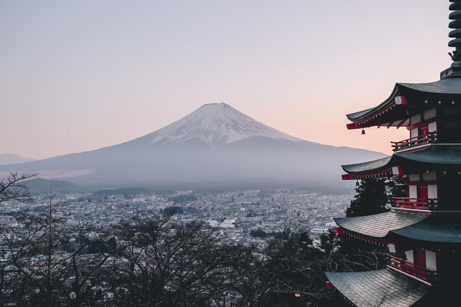 Gewinnen Sie eine kostenlose Reise nach Japan!