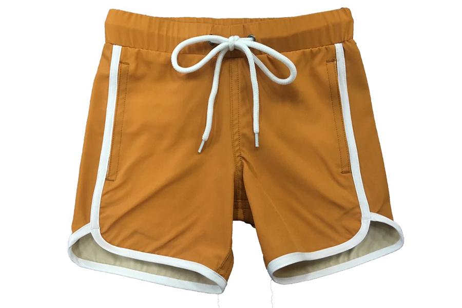 Klasse von 84 Boardshorts braune Shorts