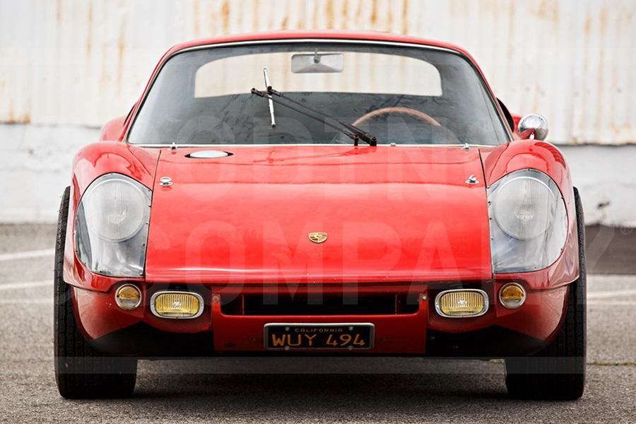 1964 Porsche 904 Carrera GTS vorne