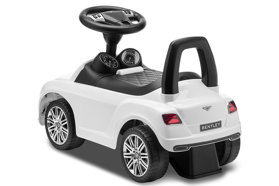 Bentley Kinderspielzeug-Rückansicht des Miniautos