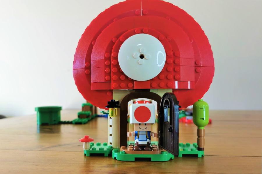 Lego Krötenpilz