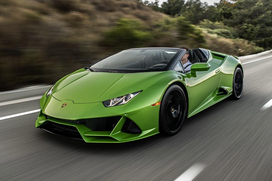 Florida-Mann verhaftet, weil er angeblich Lamborghini mit COVID-19 PPP-Darlehen gekauft hat