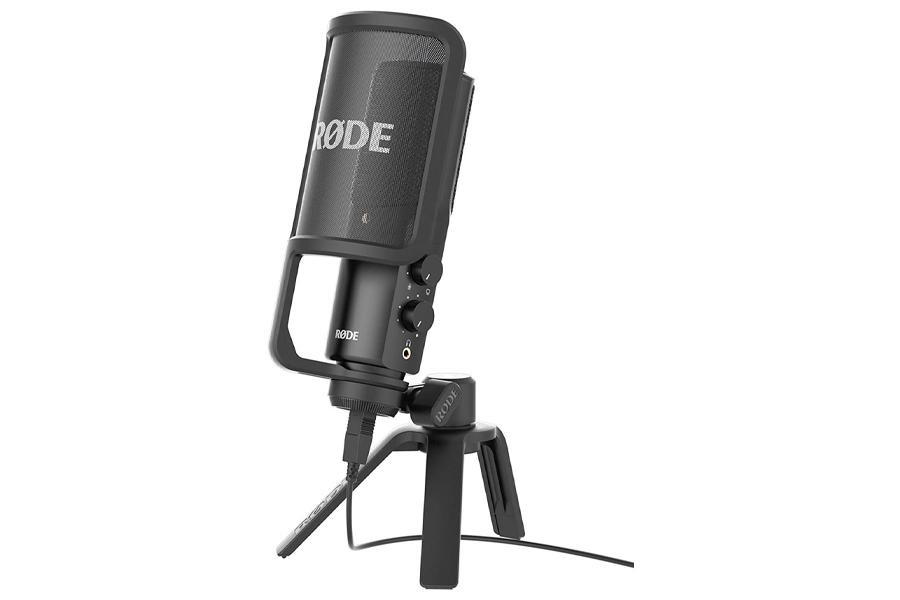 RODE NT-USB Kondensatormikrofon